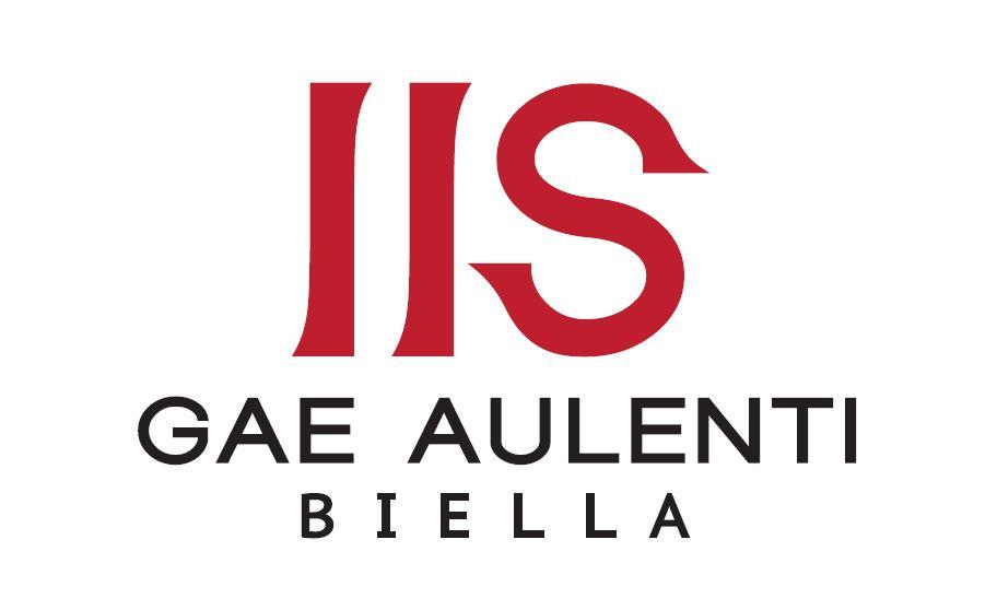 pubblico il logo dell'IIS Gae Aulenti di Biella