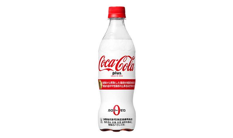Arriva la Coca Cola Plus e promette di far dimagrire