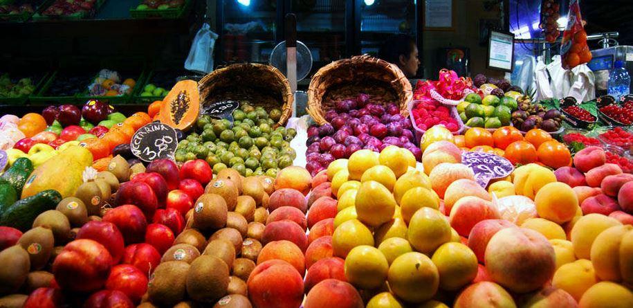 Alimentarsi tenendo conto dei colori...